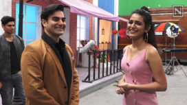 Priya Prakash Varrier and Arbaaz Khan Speak Up About their Movie Sridevi Bungalow
