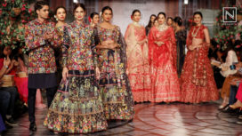 Rahul Mishra Showcases Malhausi Monaco at India Couture Week 2019