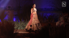 Rakul Preet Turns Perfect Muse to Reynu Taandon at India Couture Week 2019