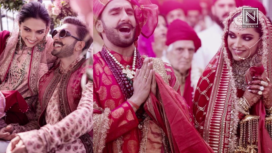 Ranveer Singh and Deepika Padukone's Endearing Candid Moments