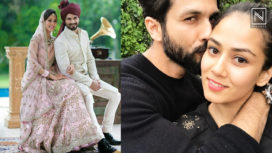 Wishing Shahid Kapoor and Mira Rajput a Very Happy Wedding Anniversary!