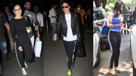 Bollywood Celebs Rocking Casuals in Side-Striped Trousers