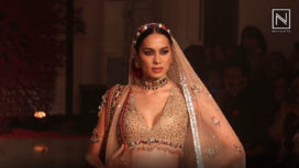Tarun Tahiliani Closes India Couture Week 2019 with his Bridal Couture Collection Bloom