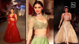 Top Five Runway Moments of Kiara Advani