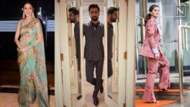 Celebrities Attend the NBT Utsav Awards 2019 in Style