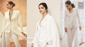 Bollywood Divas Flaunting the White Pantsuit Look with Elan
