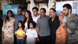 Celebs Attend the Special Screening of Barot House