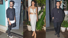 Bollywood Celebs Attend Kiara Advani's Birthday Bash