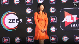 Divyanka Tripathi and Rajeev Khandelwal Among Others Launch Ekta Kapoor's Web Series