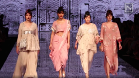 Half Full Curve Showcases their Lux Collection at Lakme Fashion Week Winter Festive19