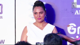 Lara Dutta Attends the Grow Right Campaign Launch