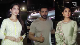 Bollywood Celebs Attend the Special Screening of Batla House