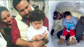 Celebrating Saif Ali Khan's Birthday with Some of his Endearing Candid Moments