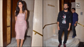 Katrina Kaif, Vicky Kaushal, Pooja Hegde and More at Manish Malhotra's House Party