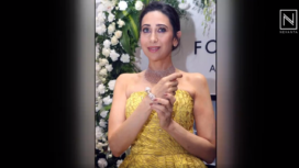 Karisma Kapoor Attends New Collection Launch of a Jewellery Brand