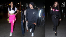Bollywood Celebrities Making Style Statements with their Airport Fashion