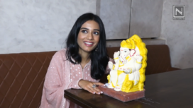 Amrita Rao Launches Eco Bappa Morya Campaign