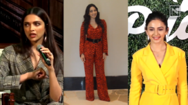 Here's how Bollywood Divas are Styling their Blazers with Belts