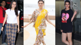 Here's What B-Town Celebs wore in this Week's Celeb Spotting