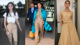 Here's how Bollywood Divas are Embracing the Season's Most Favourite Utility Colours