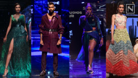 Day 1 at Lakme Fashion Week Winter Festive 2019