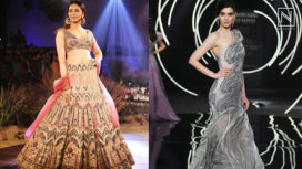 Designers and their Showstoppers - Rakul Preet and Diana Penty
