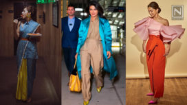 A-Listers of Bollywood Making Chic Appearances in Duo-Tones