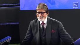 Amitabh Bachchan At the Grand Launch of Kaun Banega Crorepati
