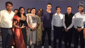 Akshay Kumar Hosts a Special Screening of Mission Mangal for the BMC Workers