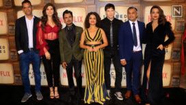 Celebrities Mark Attendance at Sacred Games Season 2 Screening