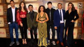 Celebrities Mark Attendance at Sacred Games Season 2 Screening