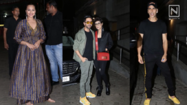 Celebs Attend Khandaani Shafakhana's Special Screening