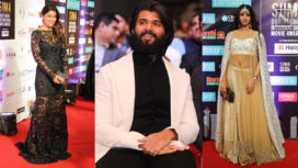 Celebrities Grace the Red Carpet of SIIMA Awards 2019 in Absolute Style