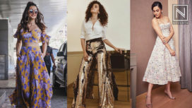 Taapsee Pannu's Top 5 Noteworthy Fashion Moments