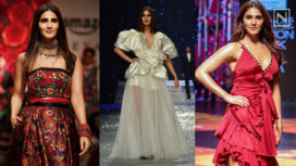 Celebrating Vaani Kapoor's Birthday with her Top Five Runway Moments