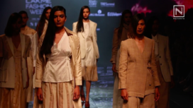 Gen Next Designers Showcase at LFW Winter Festive19