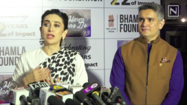 Karisma Kapoor, Esha Gupta, and More On Protecting the Environment