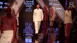 Khanijo Presents Ek for Sustainable Day at LFW Winter Festive19