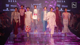 Gen Next Designers Showcase their Collections at LFW Winter Festive 2019