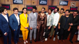 Shah Rukh Khan, Parineeti Chopra, and More at Bard of Blood Screening
