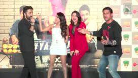 Prateik Babbar, Ishita Raj, and More at Yaaram Trailer Launch