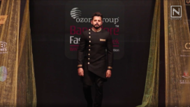 Sreesanth and Rajeev Pillai Turn Muse to Ramesh Dembla at BFW AW 2019