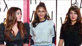 Mrunal Thakur, Rhea Chakraborty, and More Attend a Clothing Brand's Launch Event
