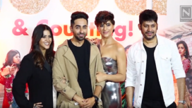 B-Town Celebrities Mark their Attendance at Success Bash of the Movie Dream Girl