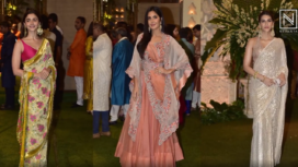Get Ethnic Inspiration from Bollywood Divas' Looks at Ganesh Chaturthi Celebration