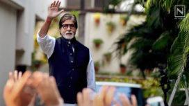 Celebs Congratulate Amitabh Bachchan for Receiving the Dada Saheb Phalke Award