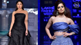 Designers and their Showstoppers - Kareena Kapoor Khan and Kangana Ranaut