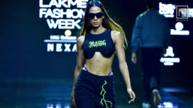 Label Jaywalking Showcases their Unisex Collection at Lakme Fashion Week WF 2019