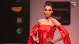Be Yourself by Lakshmi Chhanya at Bangalore Fashion Week Autumn Winter19