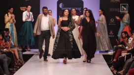 Label De Moza's Collection Showcase at Bangalore Fashion Week Autumn Winter 2019